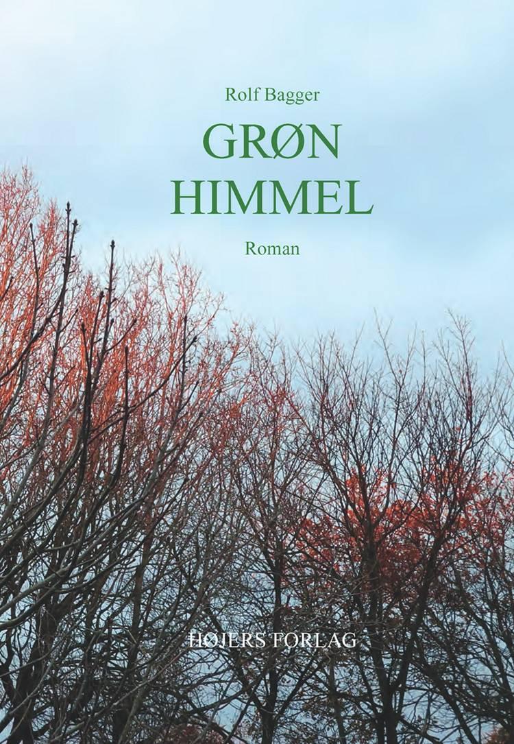 Grøn himmel af Rolf Bagger