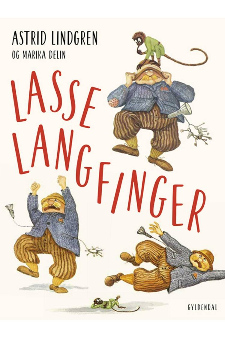 Lasse Langfinger af Astrid Lindgren