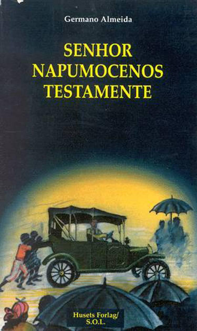 Senhor Napumocenos testamente af Germano Almeida