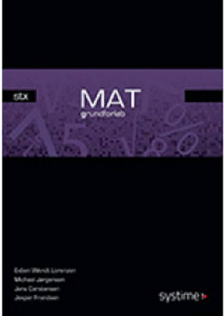 MAT Grundforløb - stx af Jesper Frandsen, Jens Carstensen og Esben Wendt Lorenzen m.fl.