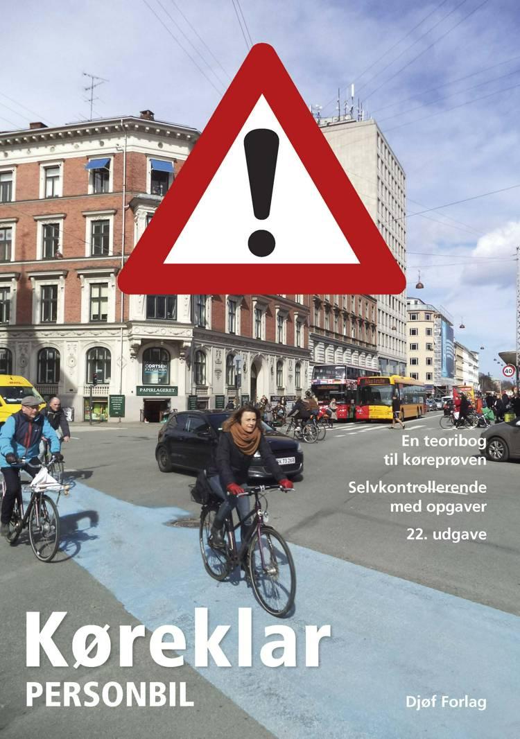 Køreklar Personbil- 22.udgave af Mogens Stjernqvist og Lars-Christian Borg