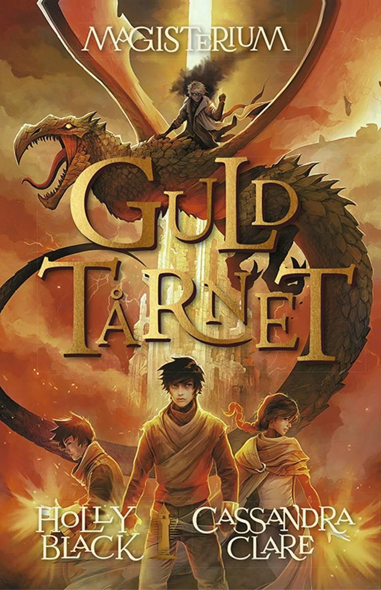 Magisterium 5: Guldtårnet af Holly Black og Cassandra Clare
