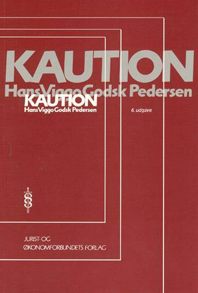 Kaution af Hans Viggo Godsk Pedersen