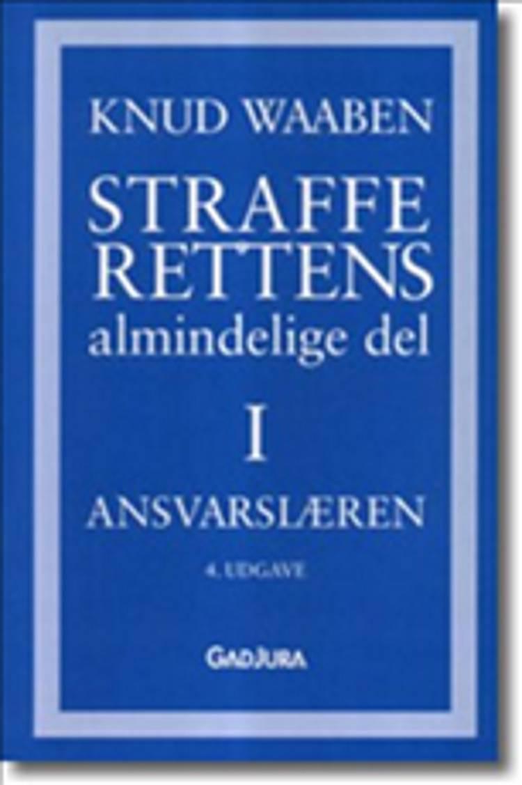 Strafferettens almindelige del af Knud Waaben og Lars Bo Langsted
