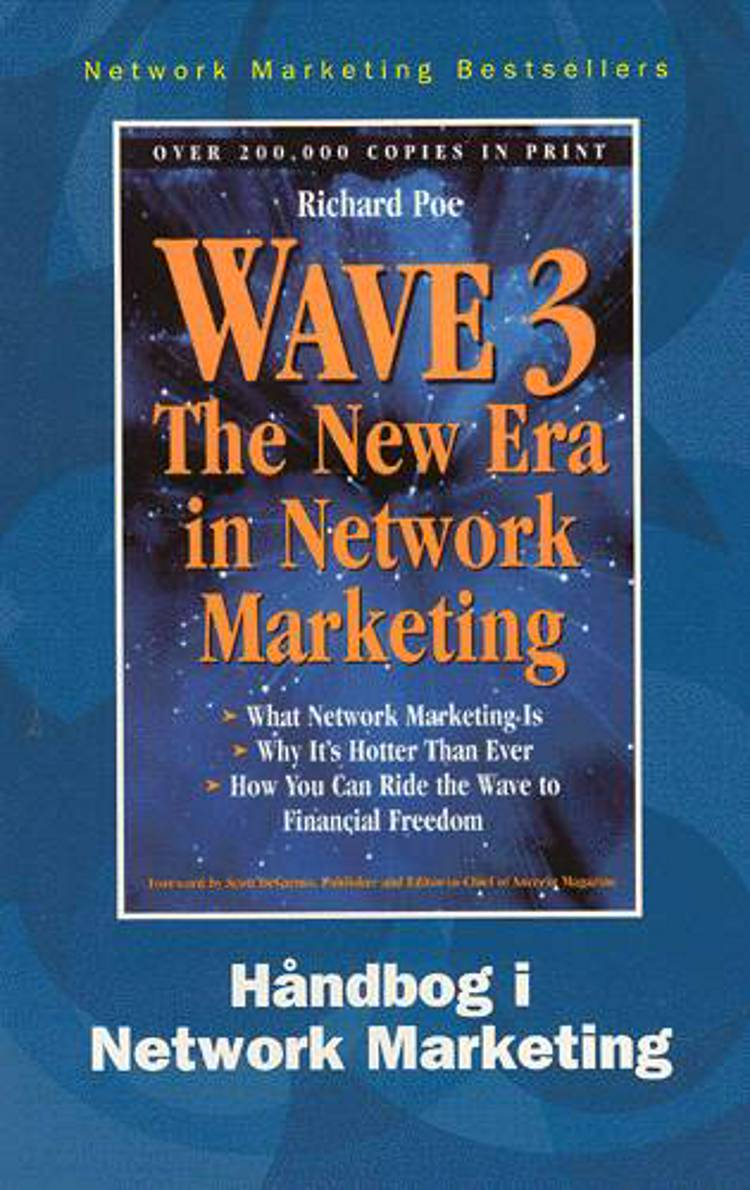 Håndbog i network marketing af Richard Poe