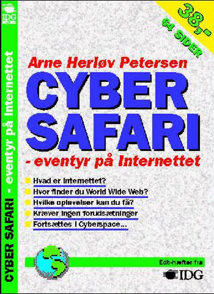 Cyber safari af Arne Herløv Petersen