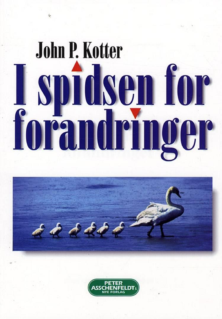 I spidsen for forandringer af John P. Kotter
