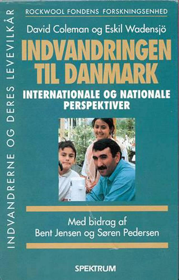 Indvandringen til Danmark af David Coleman Eskil Wadensjö