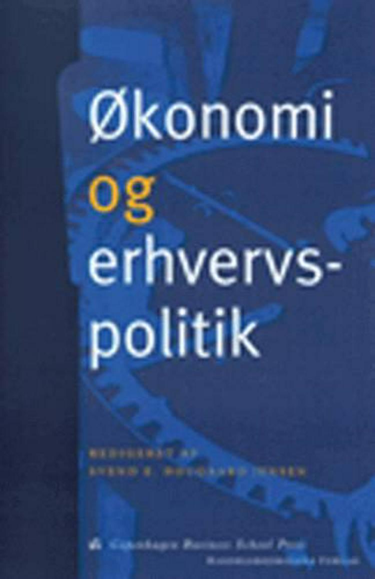 Økonomi og erhvervspolitik