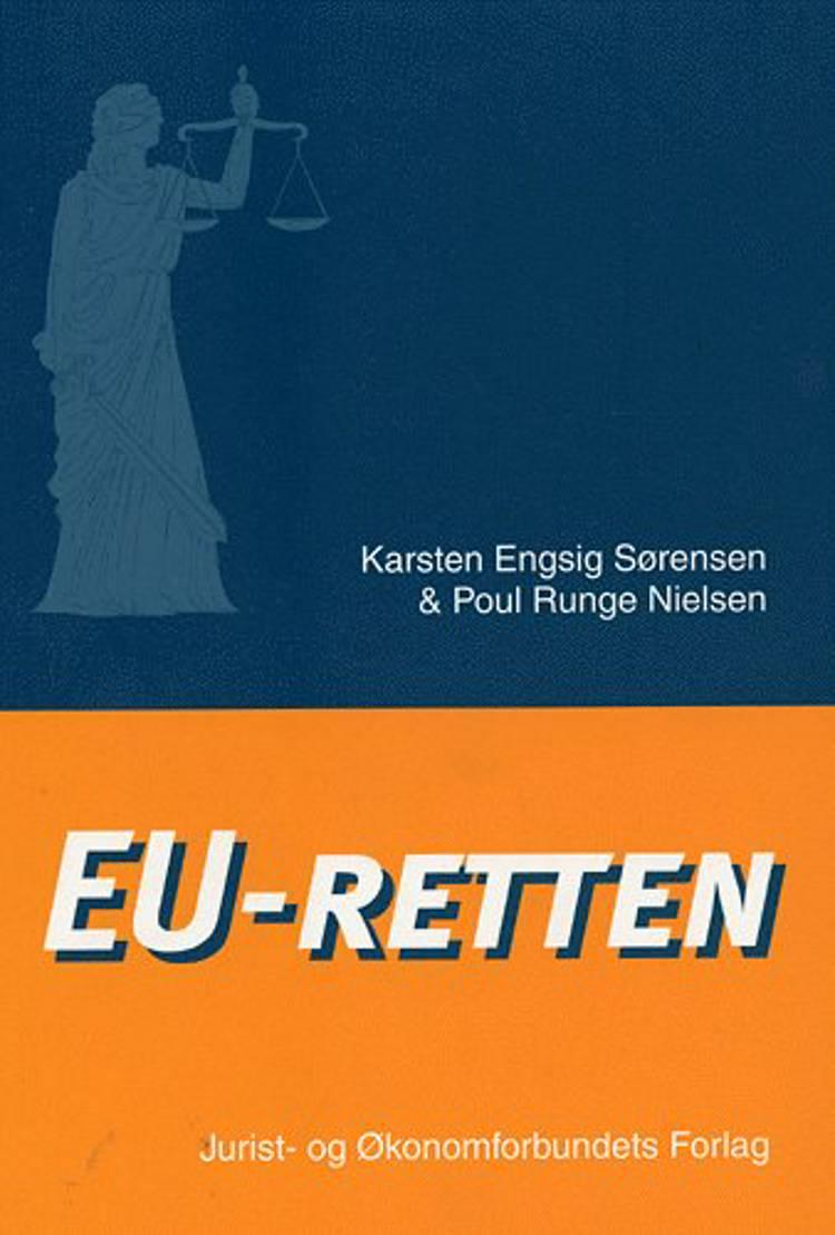 Eu-retten af Karsten Engsig Sørensen, Poul Runge Nielsen og Jens Hartig Danielsen