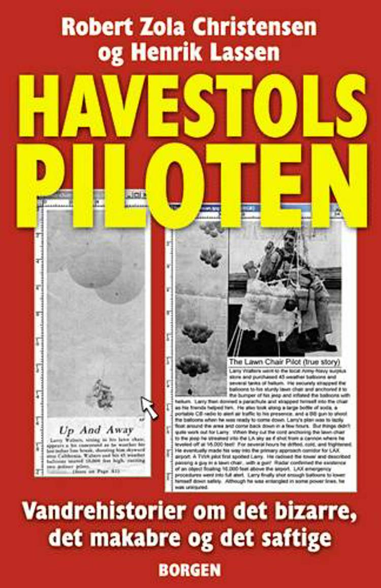 Havestolspiloten af Robert Zola Christensen og Henrik Lassen