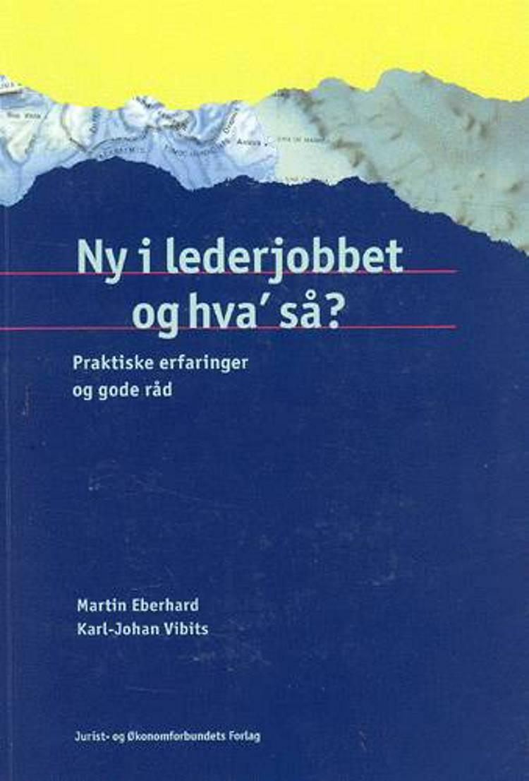 Ny i lederjobbet og hva' så? af Martin Eberhard og Karl-Johan Vibits