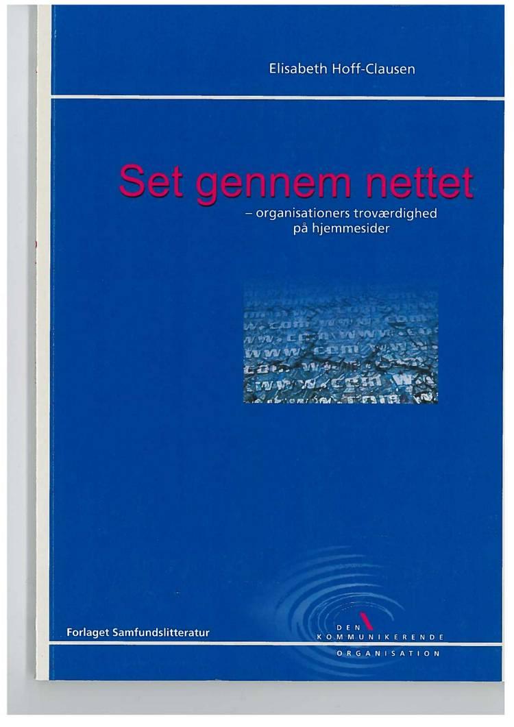 Set gennem nettet af Elisabeth Hoff Clausen
