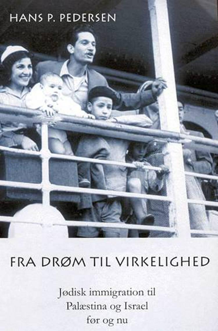 Fra drøm til virkelighed af Hans P. Pedersen