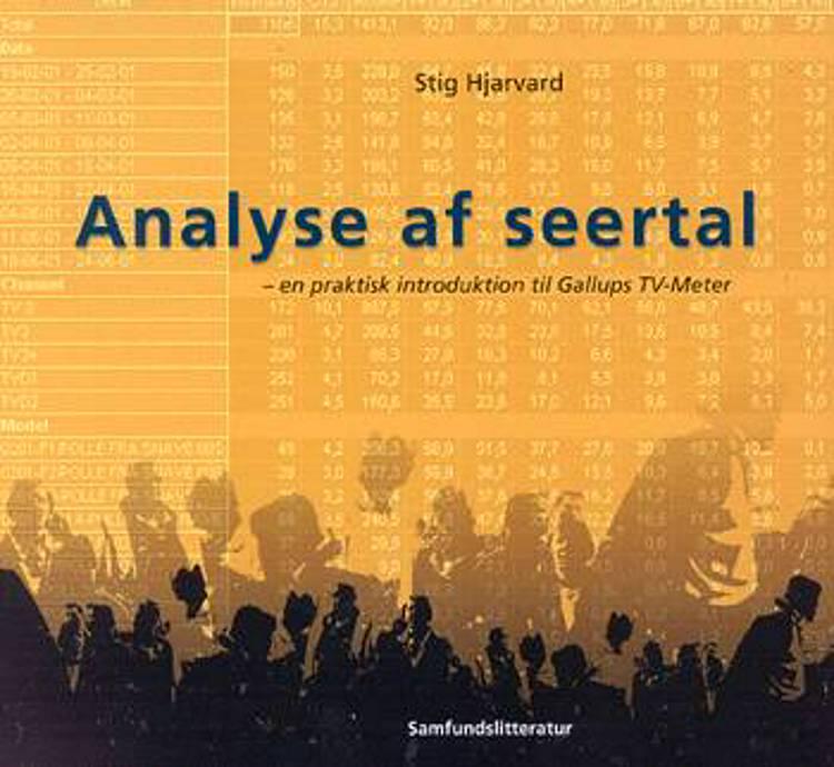 Analyse af seertal af Stig Hjarvard