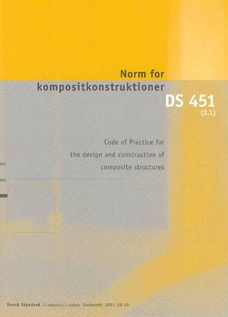 DS-451 Kompositkonstruktioner 2001