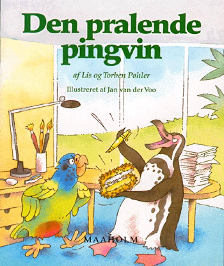 Den pralende pingvin af Lis Pøhler