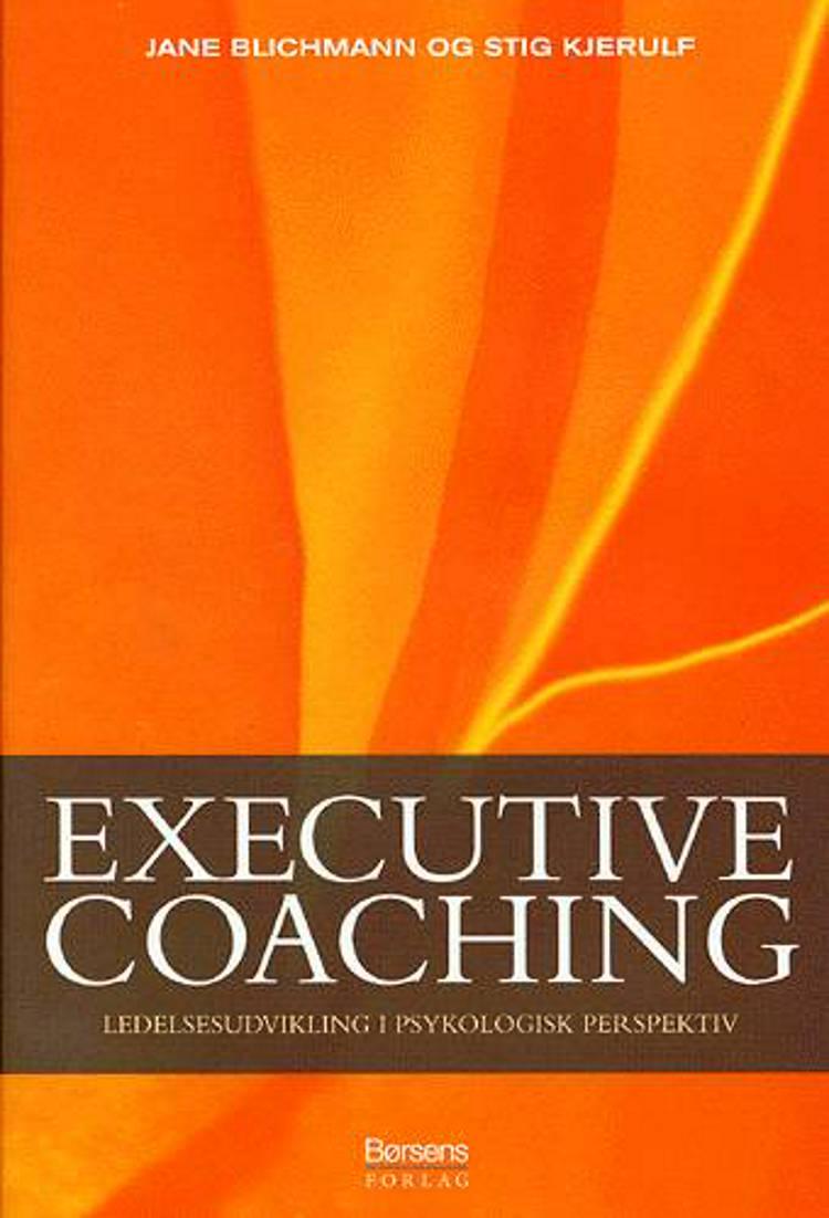 Executive coaching af Stig Kjerulf og Jane Blichmann