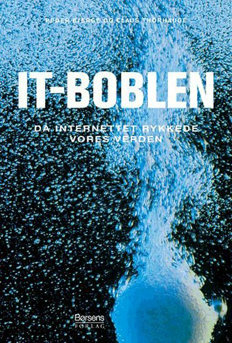 IT-boblen af Peder Bjerge og Claus Thorhauge