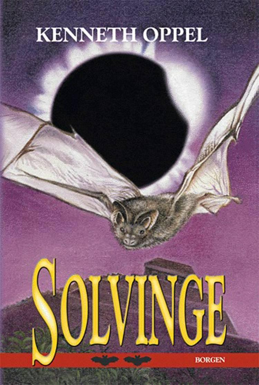Solvinge af Kenneth Oppel