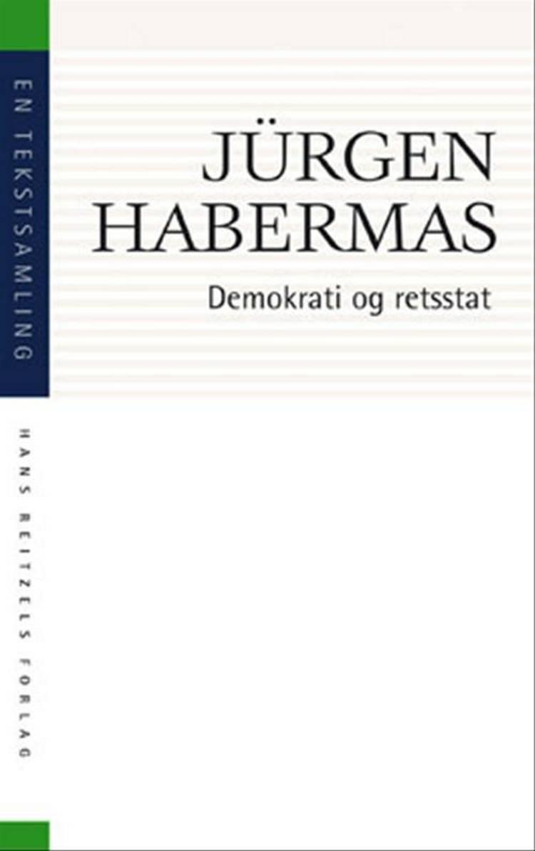 Demokrati og retsstat af Jürgen Habermas
