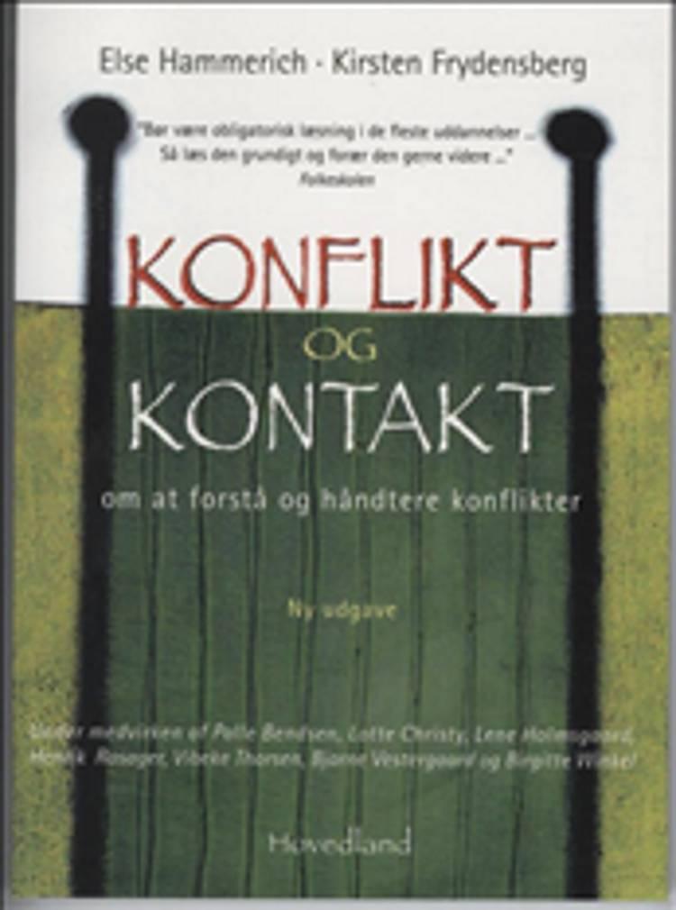 Konflikt og kontakt af Else Hammerich og Kirsten Frydensberg