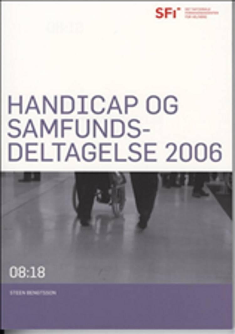 Handicap og samfundsdeltagelse 2006 af Steen Bengtsson