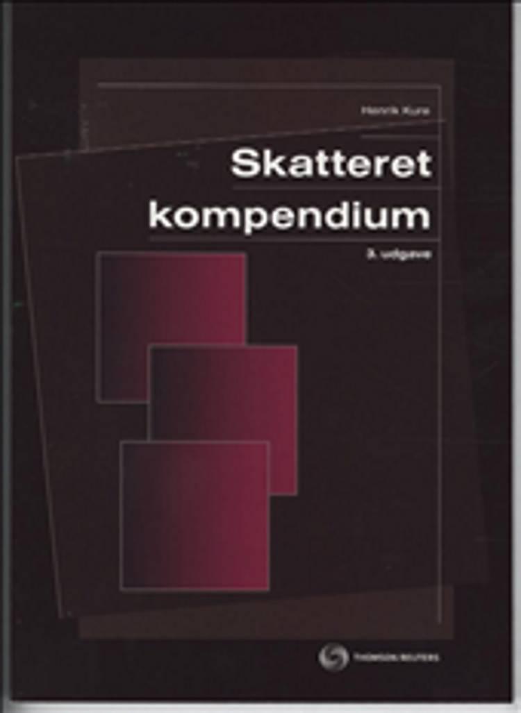 Skatteret kompendium af Henrik Kure