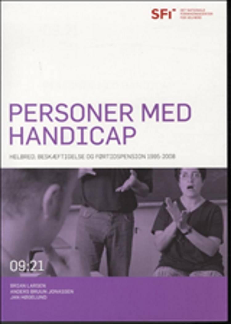 Personer med handicap af Jan Høgelund, Brian Larsen og Anders Bruun Jonassen