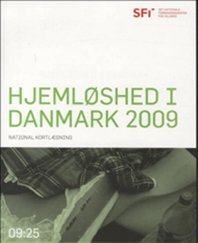 Hjemløshed i Danmark af Ivan Christensen og Lars Benjaminsen