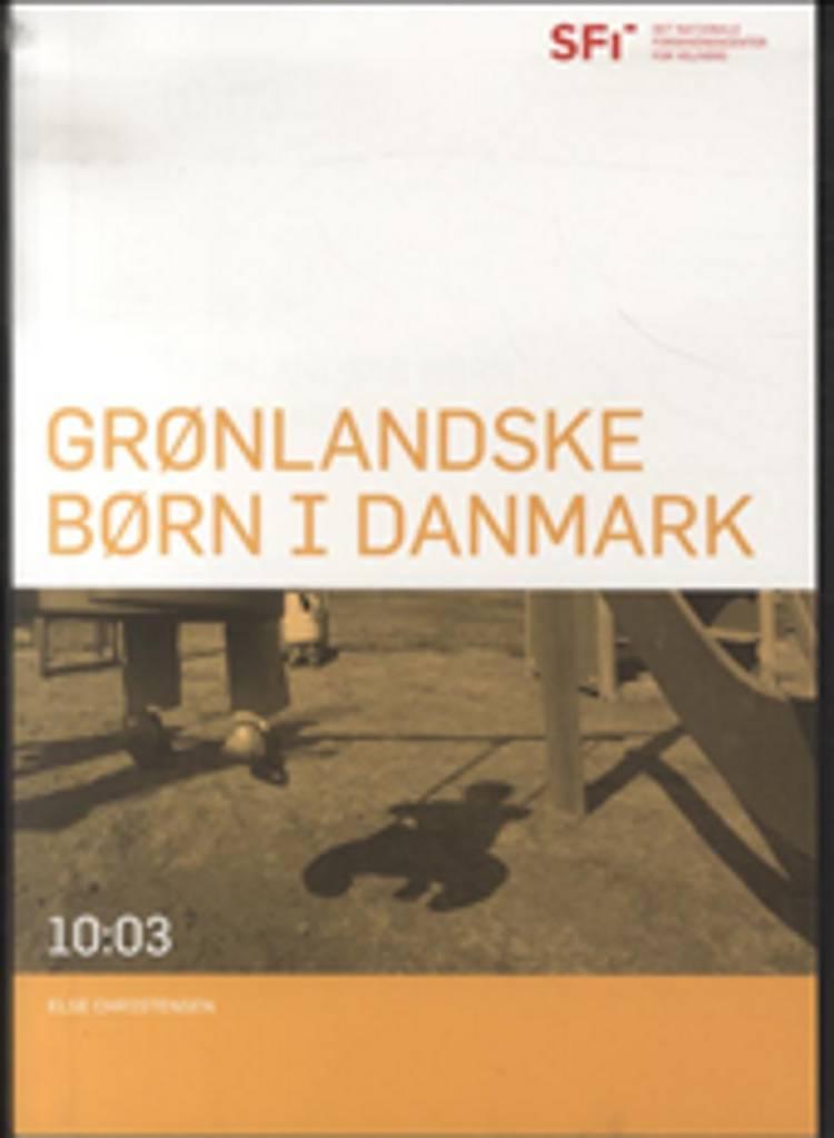 Grønlandske børn i Danmark af Else Christensen