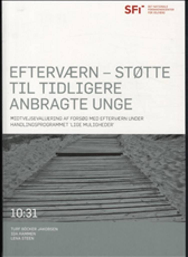 3d9bc352850 Efterværn - støtte til tidligere anbragte unge af Turf Böcker Jakobsen ...