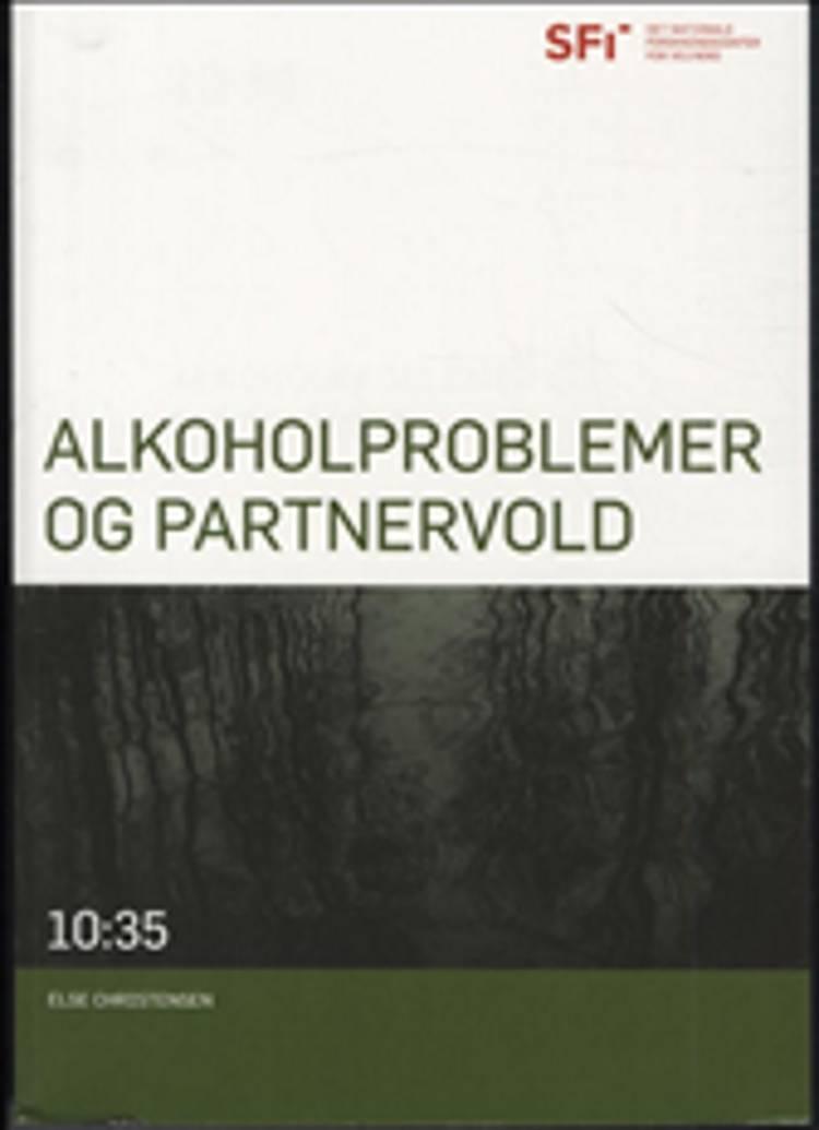 Alkoholproblemer og partnervold af Else Christensen