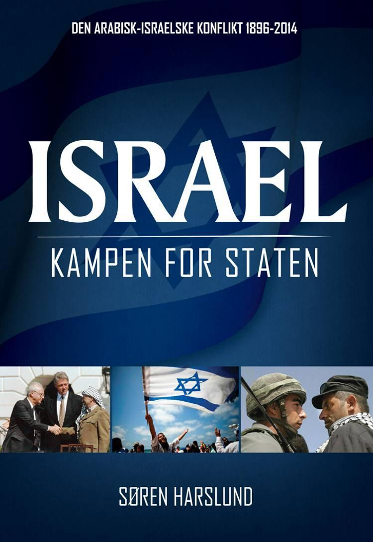 Israel - kampen for staten af Søren Harslund