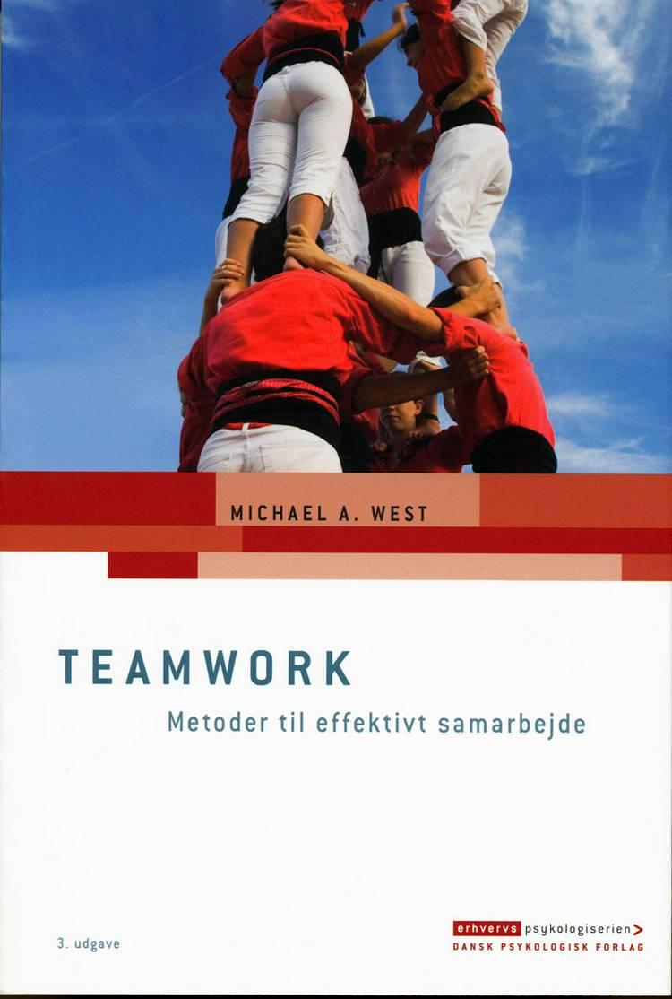 Teamwork af Michael A. West