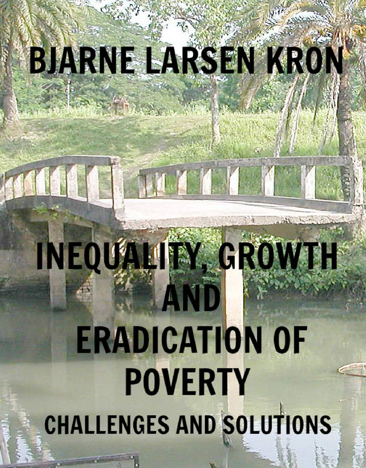 Inequality, Growth and Eradication of Poverty af Bjarne Larsen Kron
