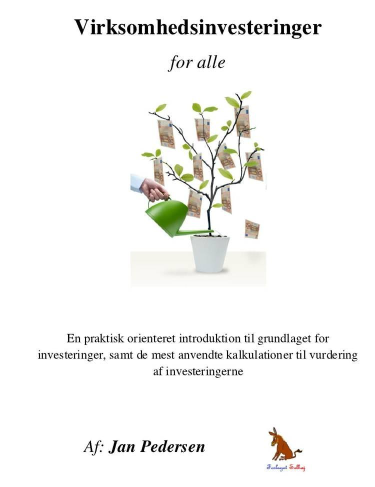 Virksomhedsinvesteringer - for alle af Jan Pedersen