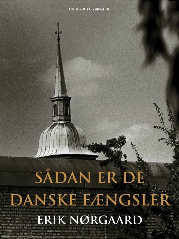 Sådan er de danske fængsler af Erik Nørgaard