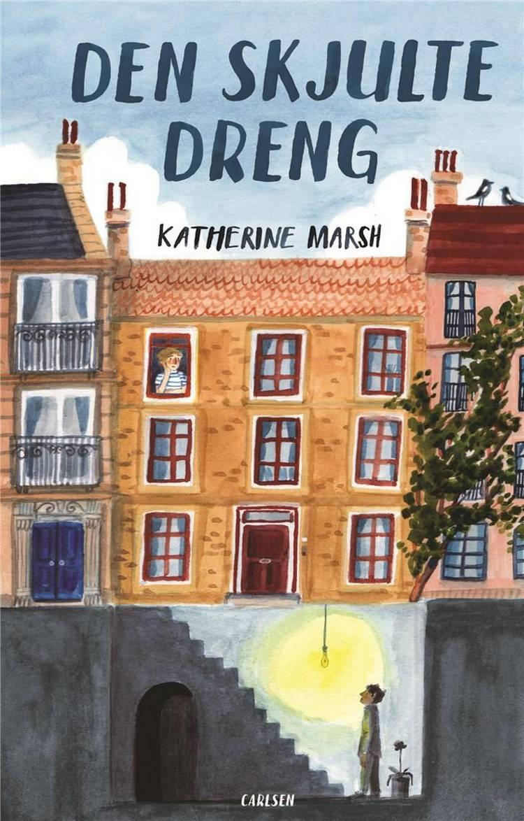 Den skjulte dreng af Katherine Marsh