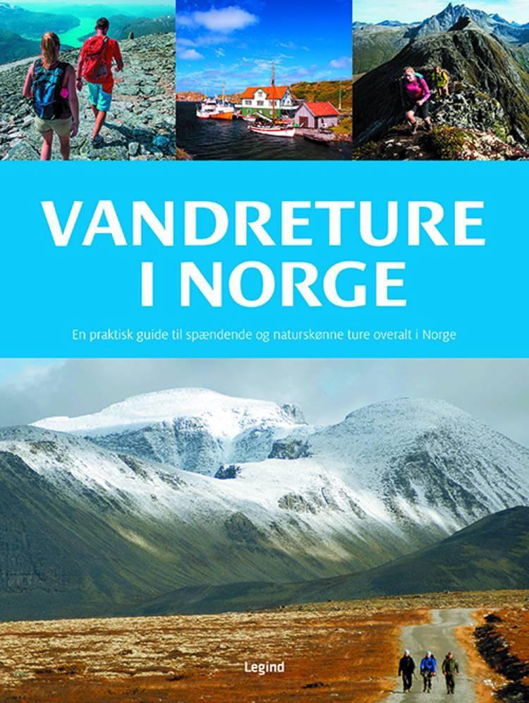 Vandreture i Norge af Terje Karlung