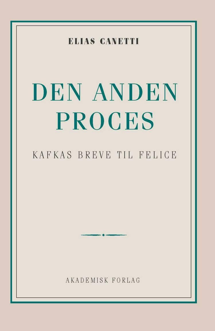 Den anden proces af Elias Canetti