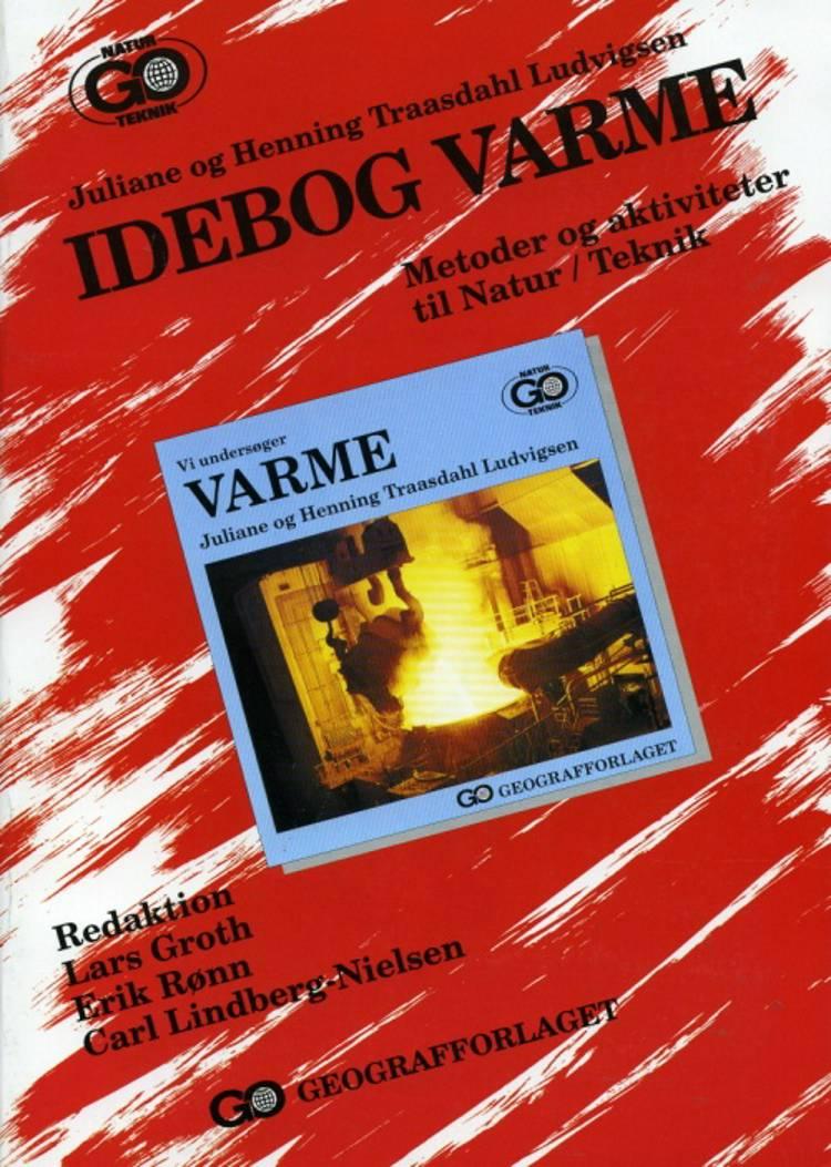 Idebog varme af Juliane Traasdahl Ludvigsen