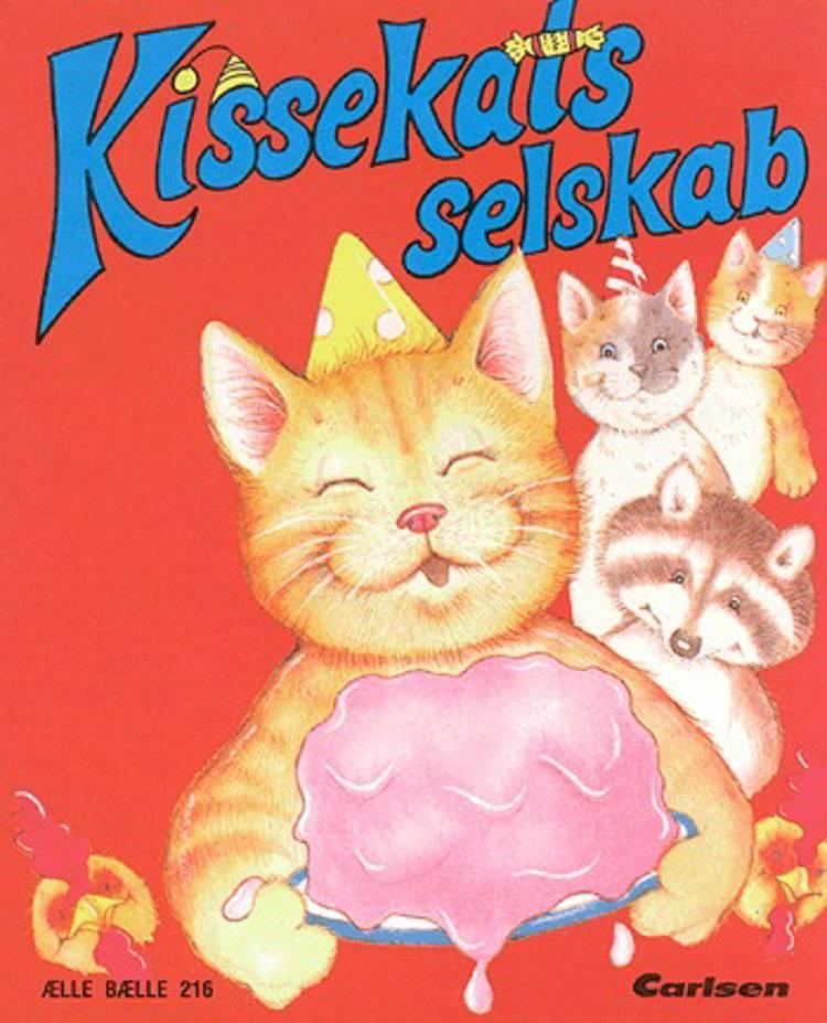 Kissekats selskab af Jan Wahl