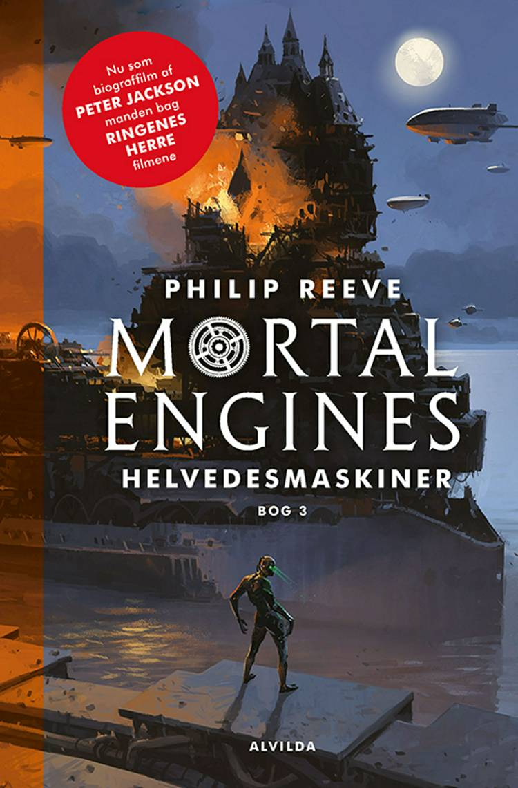 Mortal Engines 3: Helvedesmaskiner af Philip Reeve
