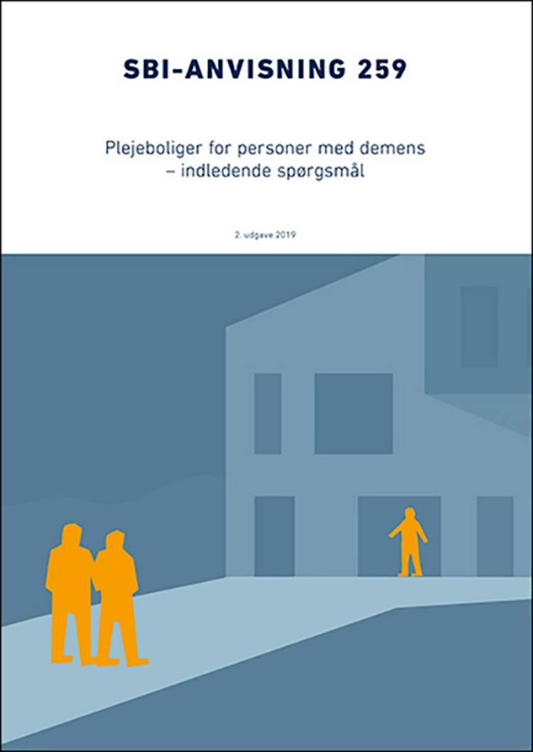 Plejeboliger for personer med demens - indledende spørgsmål af Inge Mette Kirkeby, Lone Sigbrand og Annette Bredmose m.fl.