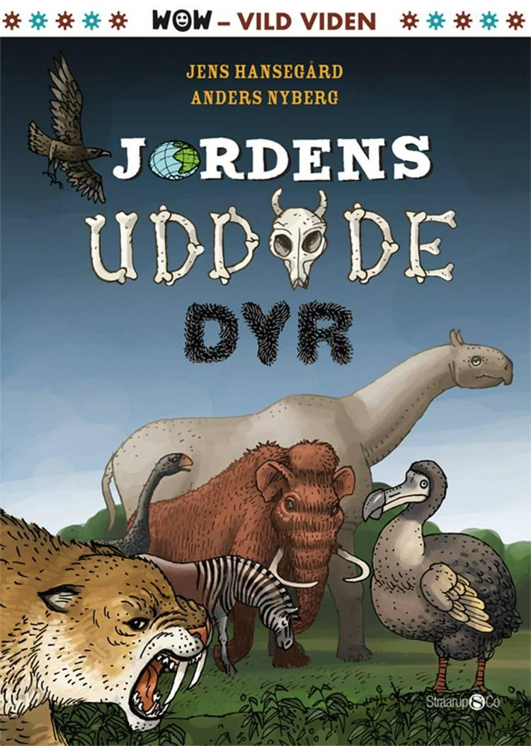 Jordens uddøde dyr af Jens Hansegård
