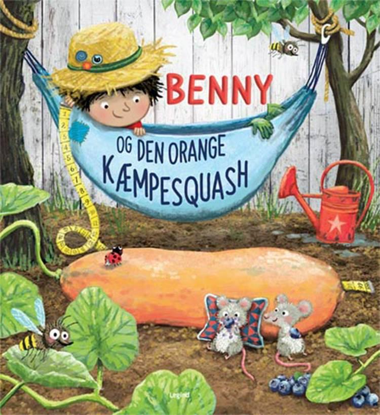 Benny og den orange kæmpesquash af Alan C. Fox