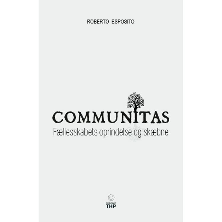 Communitas af Roberto Esposito