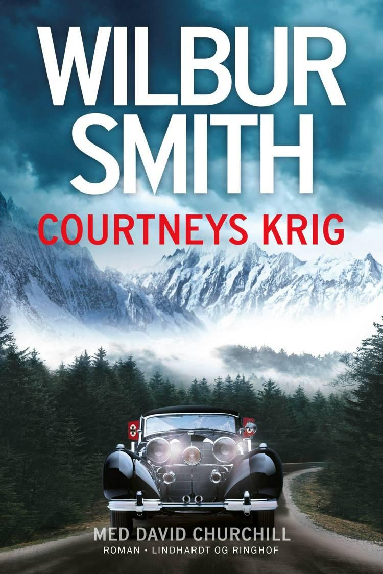 Courtneys krig af Wilbur Smith