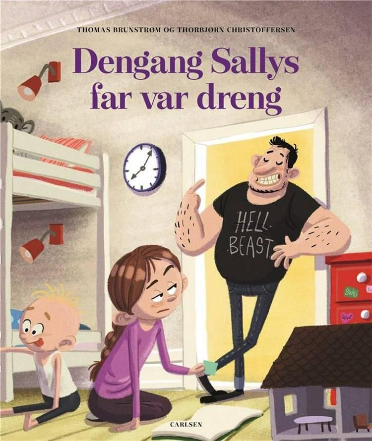 Dengang Sallys far var dreng af Thomas Brunstrøm